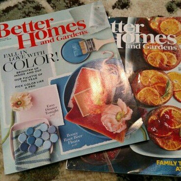 Better Homes and Gardens  uploaded by kira d.