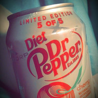 Dr. Pepper Diet Cherry Soda 2 l uploaded by Will D.