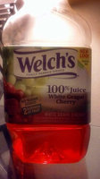 Welch's® White Grape Cherry 100% Juice 64 fl. oz. Plastic Bottle uploaded by Amber G.