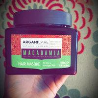 Arganicare Argan Oil Hair Masque for Dry & Damaged Hair uploaded by chelle c.