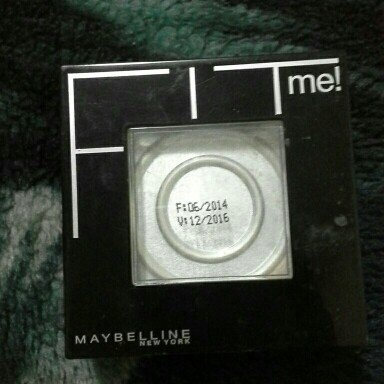 Maybelline Fit Me! Pressed Powder uploaded by Angeles U.