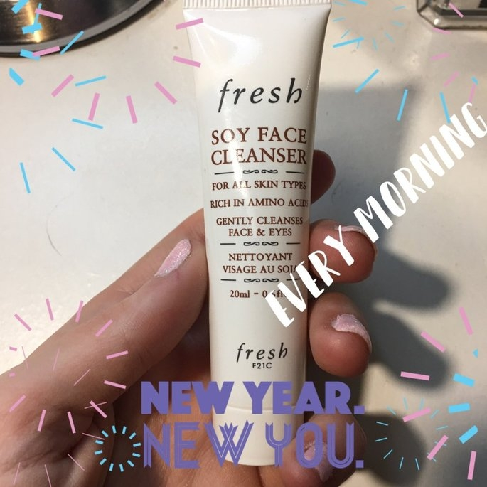 Fresh Soy Face Cleanser uploaded by Cayleigh H.