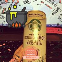 STARBUCKS® Doubleshot Protein Vanilla uploaded by Melanie E.