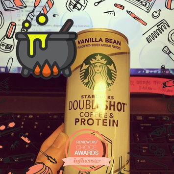 Photo of Starbucks Doubleshot Coffee & Protein Beverage Vanilla Bean uploaded by Melanie E.
