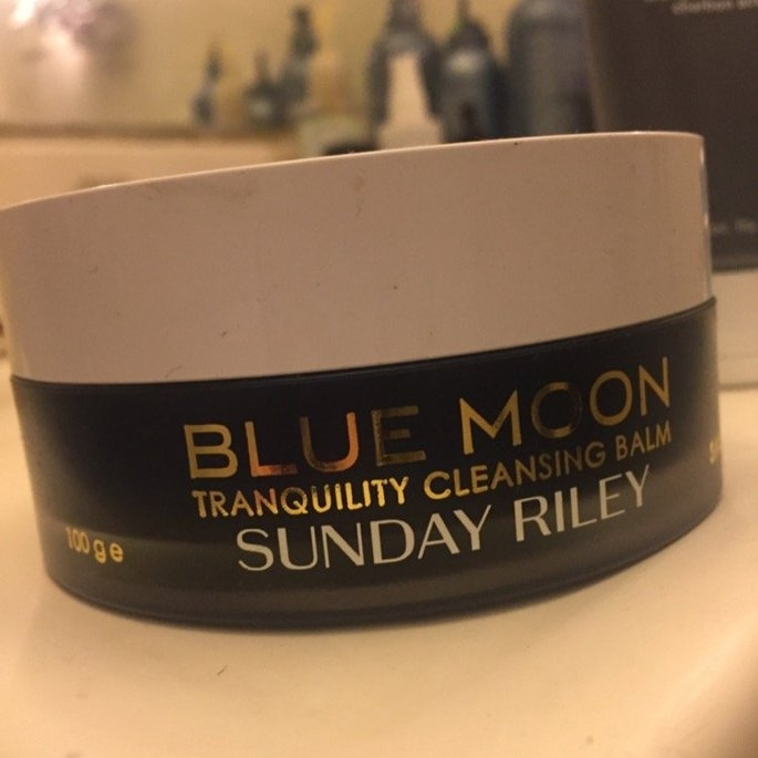 Sunday Riley Blue Moon Tranquility Cleansing Balm uploaded by Melissa D.
