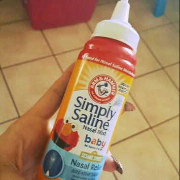 Photo of ARM & HAMMER™ Simply Saline™ Baby Nasal Relief Nasal Mist uploaded by Angelina A.