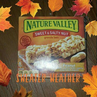 Nature Valley Sweet & Salty Nut Granola Bars Peanut uploaded by Faith D.