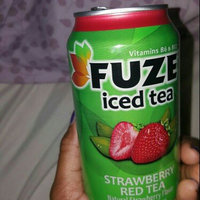 Fuze Strawberry Red Tea Iced Tea uploaded by Mallory B.