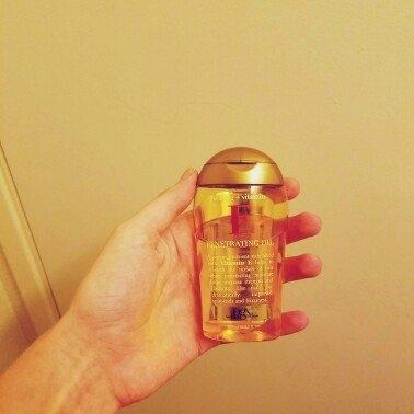 Ogx OGX Penetrating Oil, Healing + Vitamin E, 3.3 oz uploaded by Hayli S.