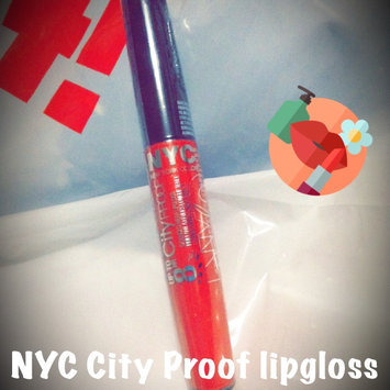 Photo of NYC City Proof 8 HR Extended Wear Lip Gloss uploaded by Lizbeth H.