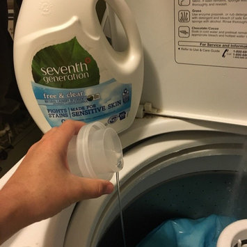 Photo of Seventh Generation Free & Clear Natural Concentrated Liquid Laundry Detergent uploaded by Alyssa F.