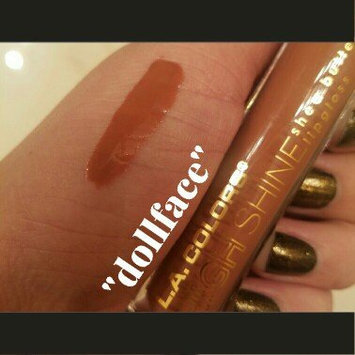 Photo of L.A. Colors Lip Gloss uploaded by Allison A.