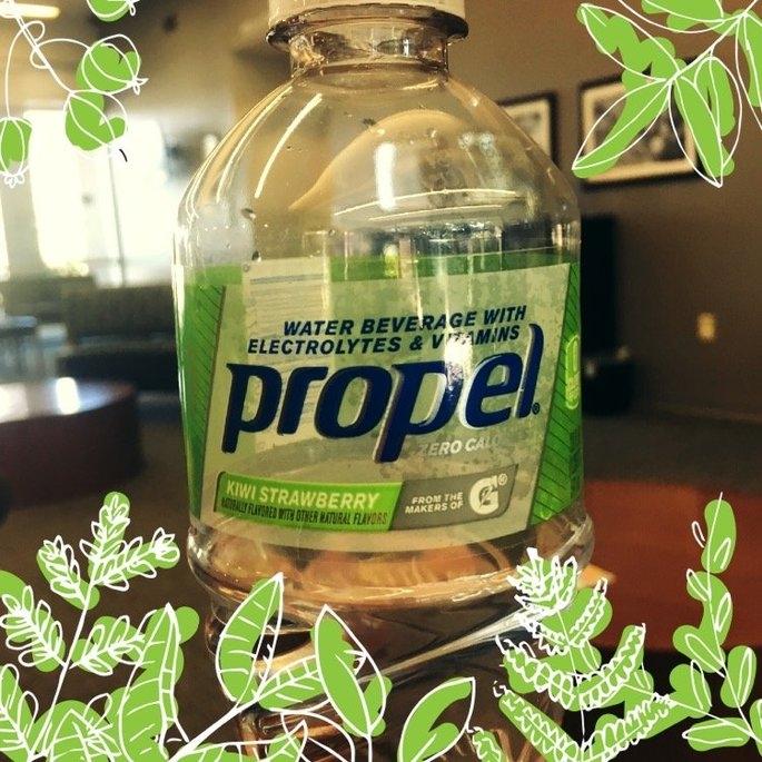 Propel Zero Water Kiwi Strawberry uploaded by Jenny R.