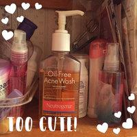 Neutrogena Oil-Free Acne Wash uploaded by Kaylee C.
