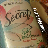 Secret Berry Fresh Invisible Solid Women's Antiperspirant & Deodorant 1.6 oz uploaded by Jacquelynn R.