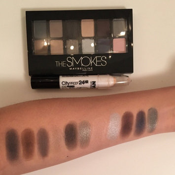 Photo of Maybelline New York The Smokes Eye Shadow Palette uploaded by Ingrid T.