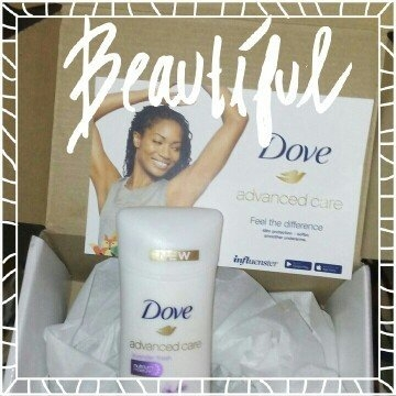 Dove Advanced Care Antiperspirant, Lavender Fresh uploaded by Trish S.