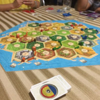 Settlers of Catan Board Game uploaded by Jeanette M.