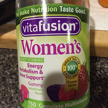 Photo of MISC BRANDS Vitafusion Women's Gummy Vitamins Complete MultiVitamin Formula uploaded by Caroline W.