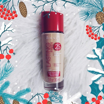 Photo of Rimmel Lasting Finish Foundation uploaded by Shelly H.