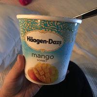 Häagen-Dazs Sorbet Mango uploaded by Areli T.