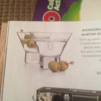 The Wine Enthusiast Steady Temp Martini Glass Set of 2 - 8oz. uploaded by Chris R.