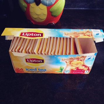 Photo of Lipton Iced Tea Bags uploaded by Jessica M.