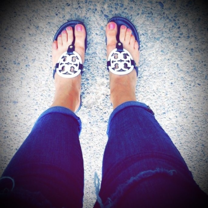 Tory Burch Flat Shoes uploaded by Desiree B.