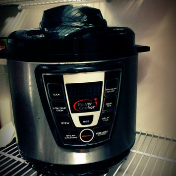 Photo of Tristar Products Power Pressure Cooker XL uploaded by Alisha T.