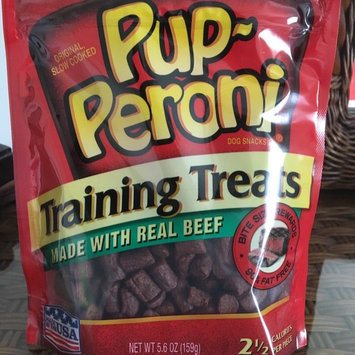 Pup-Peroni Training Treats uploaded by mary y.