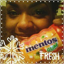 Photo of Mentos Red Fruit Lime - Pocket Bottle uploaded by Ashiah W.