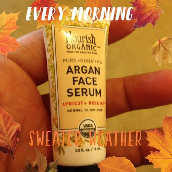 Nourish Organic Argan Face Serum Apricot + Rosehip uploaded by Maria A.