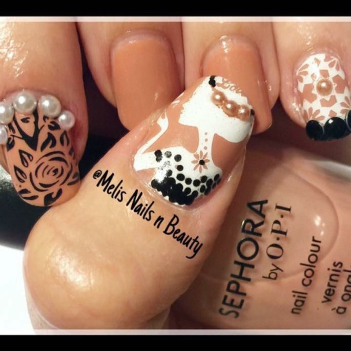 Sephora by OPI Nonfat Soy Half Caff uploaded by Melissa C.