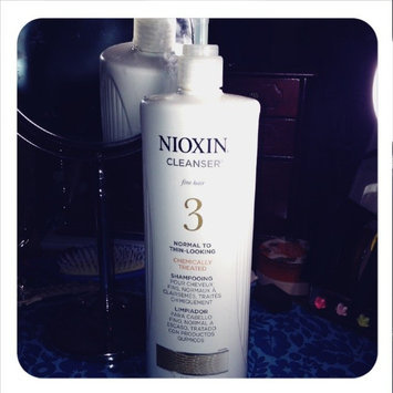 Photo of Nioxin Cleanser for Fine Hair uploaded by Julia L.