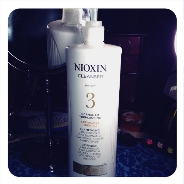 Nioxin Cleanser for Fine Hair uploaded by Julia L.
