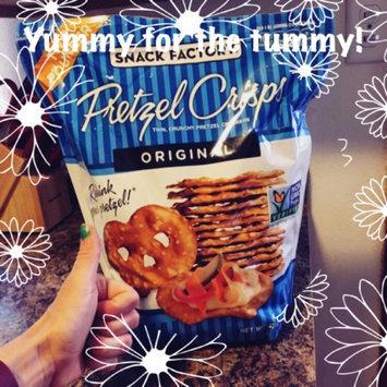 Photo of Pretzel Crisps® Crackers Original uploaded by Melinda W.
