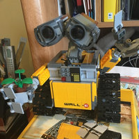 LEGO Ideas Wall-E 21303 uploaded by Victoria S.