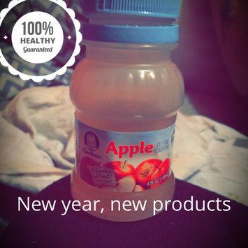Gerber® 100% Apple Juice 4 fl. oz. Bottle uploaded by Maddie G.
