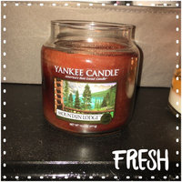 Yankee Candle Mountain Lodge Large Jar Candle, Fresh Scent uploaded by Adrianne W.