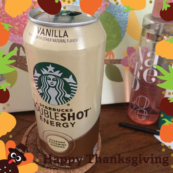 Photo of Starbucks Doubleshot Energy Coffee Drink Mocha uploaded by Lauren J.
