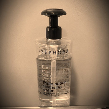 Photo of SEPHORA COLLECTION Triple Action Cleansing Water 13.5 oz uploaded by N. Y.