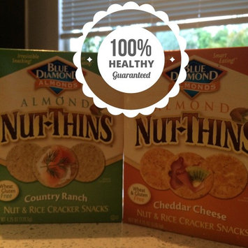 Photo of NUT-THINS® Original Cheddar Cheese uploaded by Trina S.