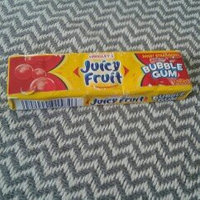 Wrigley's Juicy Fruit Bubble Gum Sweet Strawberry - 5 CT uploaded by Jessica T.