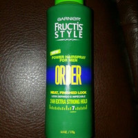 Garnier Fructis Style 24HR Extreme Hold Hairspray, 6 oz uploaded by Robert L.
