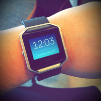 Fitbit Blaze - Plum, Small by Fitbit uploaded by Michelle O.