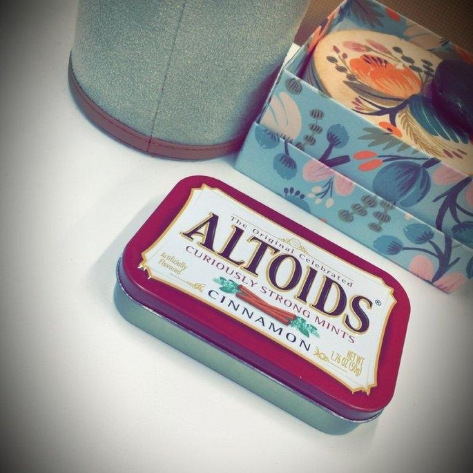 Altoids Cinnamon Mints uploaded by Elizabeth C.