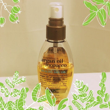 OGX® Argan Oil Of Morocco Weightless Healing Dry Oil uploaded by Liz P.