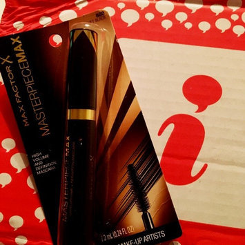 Photo of MaxFactor Masterpiece Max Regular Mascara Velvet Black uploaded by Samantha R.