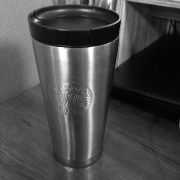 Photo of Verismo To-Go Tumbler - High-Shine, 12 fl oz Starbucks Drinkware uploaded by Emily D.