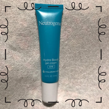 Neutrogena® Hydro Boost Gel-Cream Eye uploaded by Melinda R.